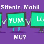 Mobil Uyumlu Web Sitesi Neden Tercih Etmelisiniz?