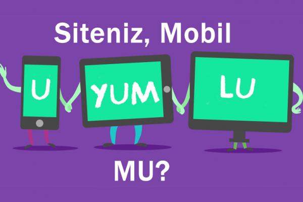 Web Siteniz Mobil uyumlu mu?
