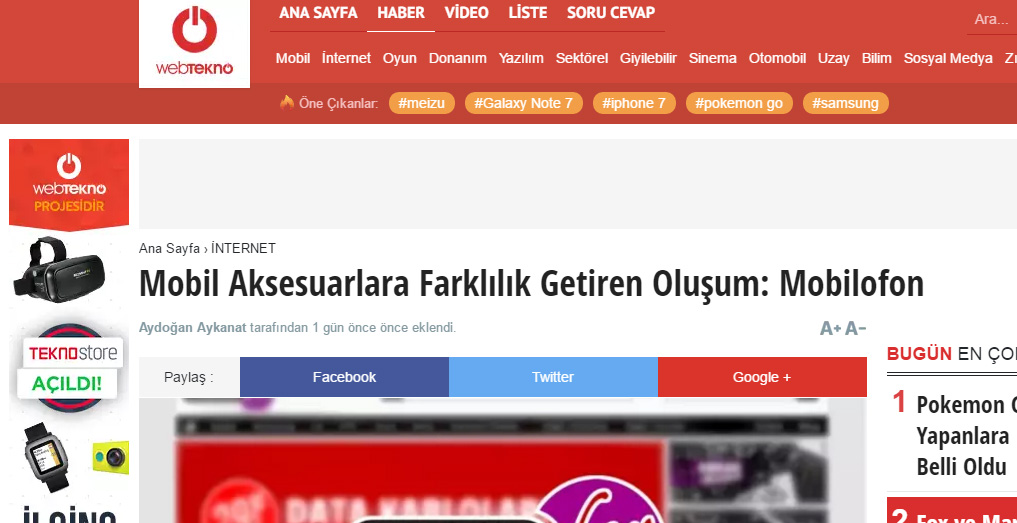 advertorial ne demek