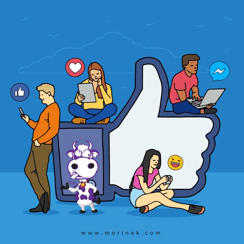 Sosyal medya kullanımını SEO