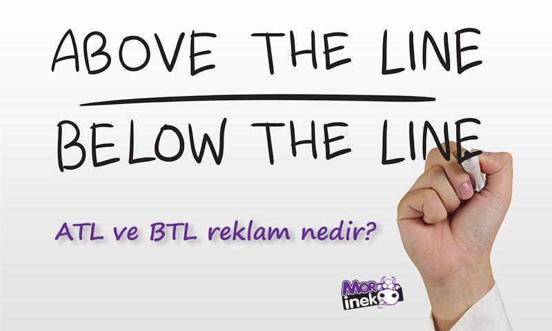 ATL & BTL reklam nedir?
