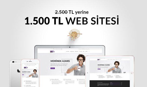 SEO Uyumlu Web Tasarım Kampanyası