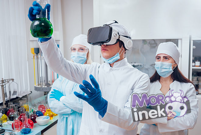 Medikal Ajans VR Gözlük